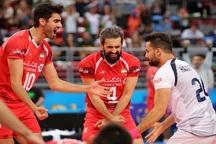 ارومیه ای ها امتیازآورترین بازیکنان ایران مقابل بلغارستان