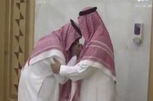 دیدار ولیعهد جدید و قدیم عربستان سعودی