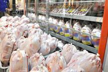 توزیع روزانه 100 تن مرغ دولتی 11500 تومانی در مازندران