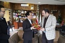 شاهین جهانگیری رییس اداره ارتباطات و امور بین الملل شهرداری لاهیجان شد