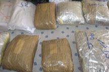186 کیلوگرم مواد مخدر در یزد کشف شد
