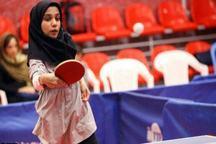 درخشش پینگ پنگ باز مشهدی در رقابتهای آسیایی