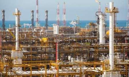 تولید 25 میلیارد متر مکعب گاز طبیعی از بزرگترین پالایشگاه کشور