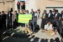 اعلام آمادگی کمیتهامداد کردستان برای دریافت نذورات عید قربان