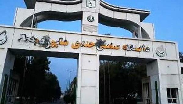 آتش و تخریب به دانشگاه جندی شاپور دزفول رسید + تصاویر