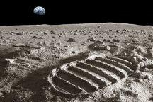 آب جاری روی ماه رصد شد