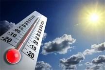 امیدیه و هندیجان با 42.8 درجه سانتیگراد گرمترین نقاط خوزستان