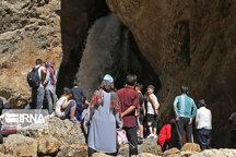 ۶ هزار نفر از جاذبههای گردشگری چایپاره بازدید کردند
