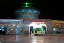 زیرسایه آبی لاجوردی شاهزاده محمد