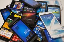 93 دستگاه گوشی موبایل توسط پلیس خدابنده کشف شد