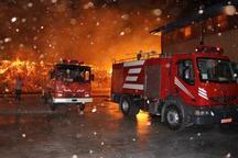 میانگین رسیدن مأموران آتش نشانی  به محل حادثه در ارومیه 4 دقیقه است