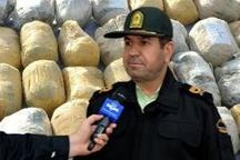 کشف 187 کیلو حشیش در ورودی شهر اهواز