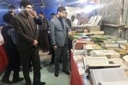 نمایشگاه کتاب و علوم قرآنی در دیر گشایش یافت
