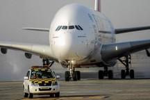 پروازهای فرودگاه مسافری پیام روزانه می شود