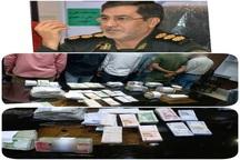 16 دلال ارز در آبادان دستگیر شدند