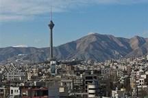 غلظت آلاینده های جوی در استان تهران کاهش پیدا می کند