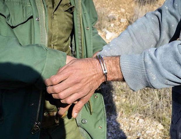 ۳ شکارچی غیرمجاز در جلفا دستگیر شدند