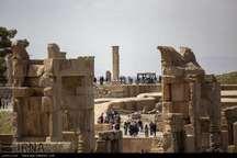 بیش از 840هزار نفر از یادمان های  تاریخی ،فرهنگی فارس بازدید کردند