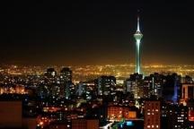 برج میلاد به رنگ قرمز در می آید