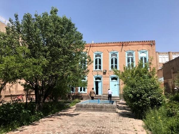 خانه تاریخی «مناف زاده» در اردبیل مرمت و احیا می شود