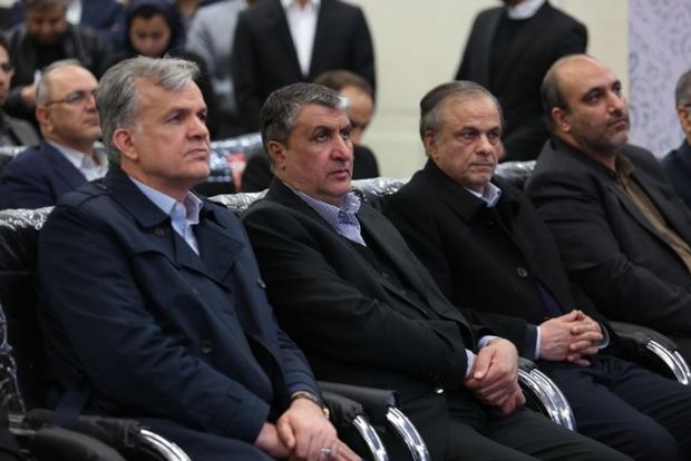 بازپیرایی و بهسازی میدان راه آهن مشهد بهره برداری شد
