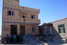 30 درصد از مساکن روستایی نقده مقاوم سازی شده است