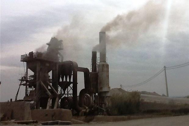 صنایع بزرگ سمنان روزانه پایش زیست محیطی میشوند