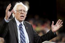 برنی سندرز خواستار قطع کمکهای آمریکا به رژیم صهیونیستی شد