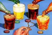 مصرف محدود نوشیدنی های پر انرژی برای پیشگیری از چاقی ضروری است