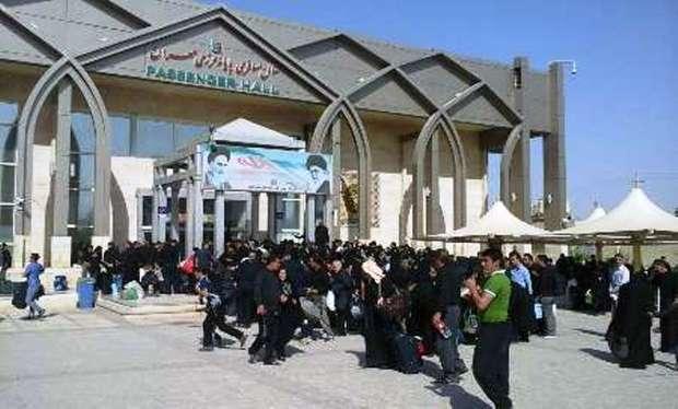 804 هزار زائر از مرز مهران به عتبات عالیات عراق سفر کردند