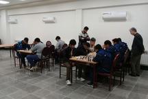 برگزاری مسابقات شطرنج دانشجویان منطقه 2 کشور در گرگان