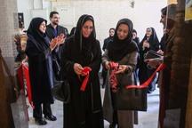 نمایشگاه دستاوردهای دانشجویی قزوین در حوزه پوشاک افتتاح شد