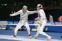 2 شمشیرباز یزدی به اردوی تیم ملی دعوت شدند