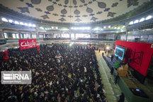 آیین عزای شیرخوارگان حسینی در چهارمحال و بختیاری برپا شد