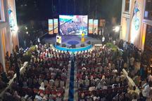 جشنواره وارش مرزهای کشور را در نوردید
