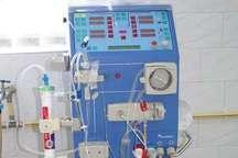 اهدای یک دستگاه دیالیز به بیمارستان شهید آیت اله مدنی خوی