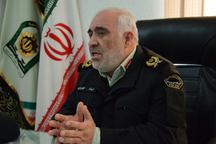 فرمانده انتظامی خراسان شمالی: وقوع سرقت های مهم دراستان9 درصد کاهش یافت