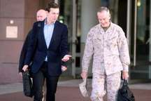 دیدار داماد ترامپ و رئیس ستاد ارتش آمریکا با بارزانی