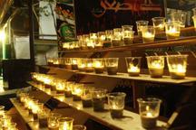 شهر مقدس قم در شام غریبان حسینی گریست