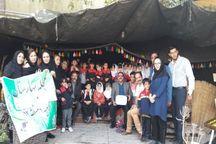 کودکان از موزه آبگینه و نقاشی پشت شیشه پایتخت بازدید کردند