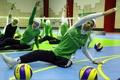 بانوان والیبال نشسته همدان به اردوی تیم ملی دعوت شدند