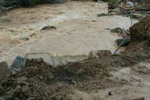 سیل 20 میلیارد ریال به شهرستان طارم خسارت زد