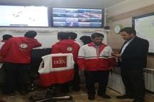 29 تیم هلال احمر در خراسان جنوبی امدادرسانی کرد