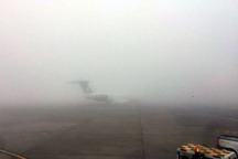 احتمال غیر فعال شدن فرودگاه گرگان وجود دارد