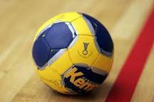 اردوی تیم ملی هندبال بانوان در اراک آغاز شد