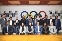 یک گیلانی نایب رئیس کمیسیون ورزشکاران کمیته ملی المپیک شد
