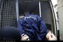 نقشه فرار مجرم زندانی در هرسین ناکام ماند