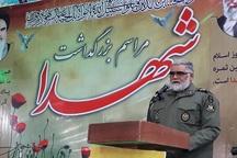تبعیت از فرامین رهبر معظم انقلاب تنها راه مقابله با دشمنان است