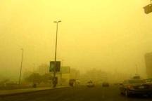 ناسالم بودن هوای 5 شهر استان کردستان