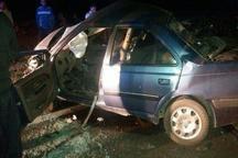 تصادف رانندگی در جاده لنجان، سفیددشت سه کشته داشت